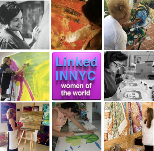Linked INNYC-Women Of The World